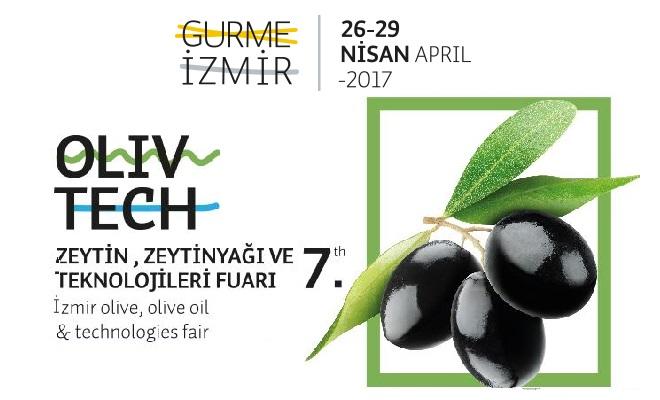 Olivtech 2017 26 Nisan'da Başlıyor