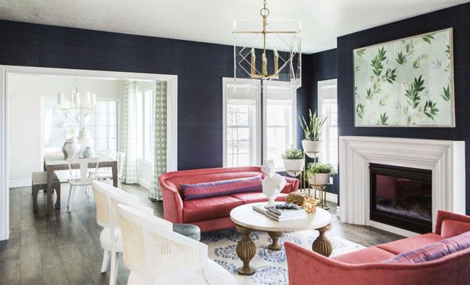 Evinizde Farklı Alanlar İçin Renk Seçimi