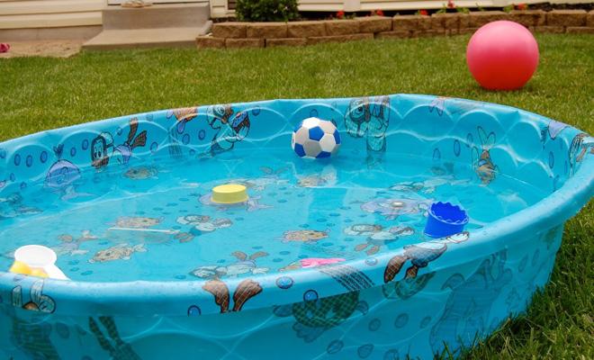 Şişme Havuz Nasıl Tamir Edilir?