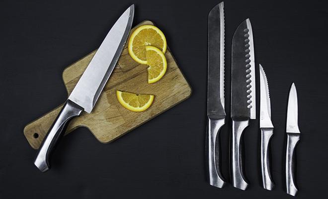 Mutfak Bıçak Çeşitleri ve Özellikleri