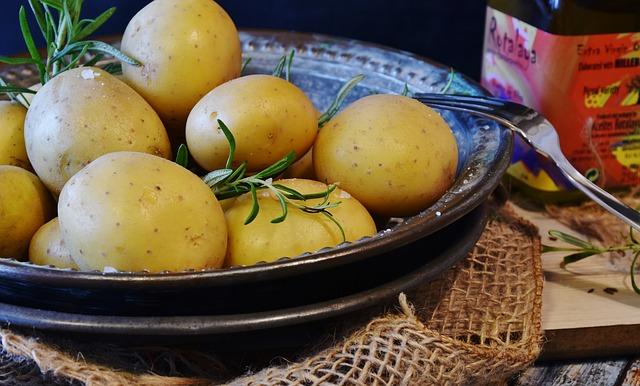 Patates Nasıl Haşlanır?