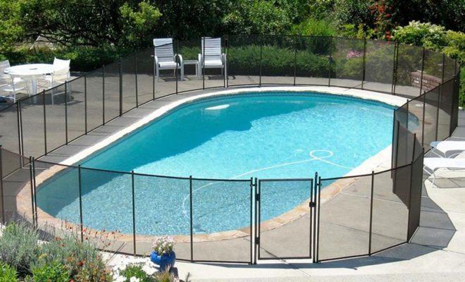 Bahçedeki Havuz Kenarı Korkuluğu Nasıl Olmalı?
