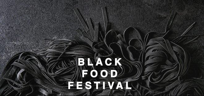 Black Food Festival İstanbul'da
