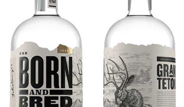 Born and Bred Vodka