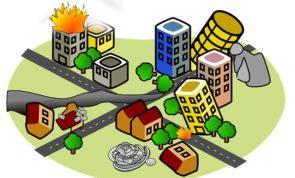 Deprem anında