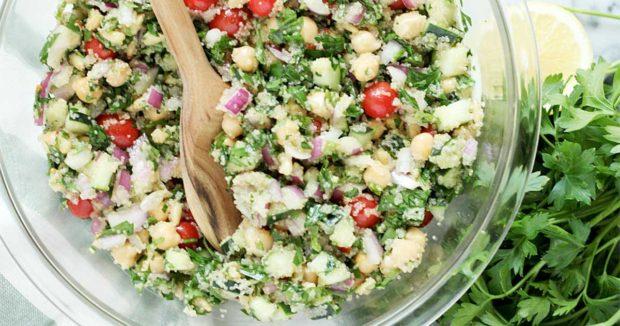 Amarant salatası