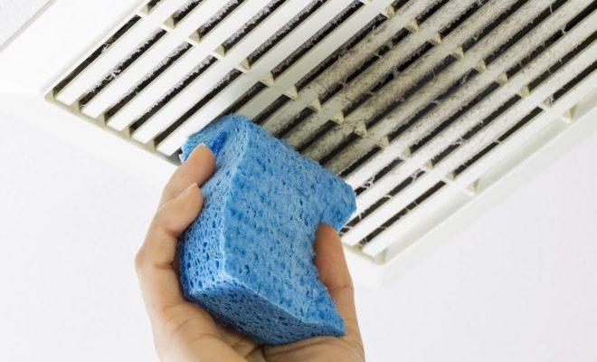 Banyo Havalandırma Fanı Nasıl Temizlenir?