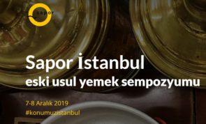 Sapor İstanbul Yemek Sempozyumu