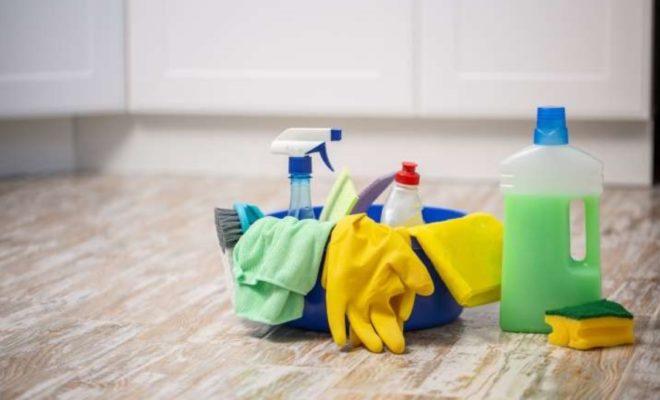 Ev Nasıl Dezenfekte Edilir?