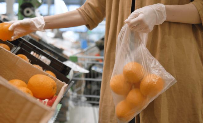 Market Alışverişinde Virüsten Korunma Yolları