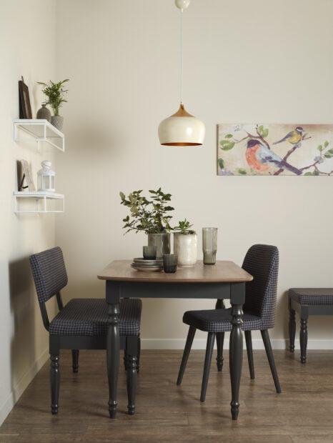 Dekorasyonda masa çeşitleri