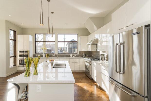 Ergonomik tasarım örnekleri mutfak düzeni