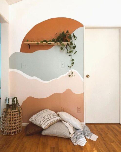 Ev duvar boyama örnekleri