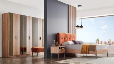 Enerjisi yüksek yatak odaları