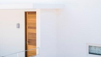 Melamin Kapı
