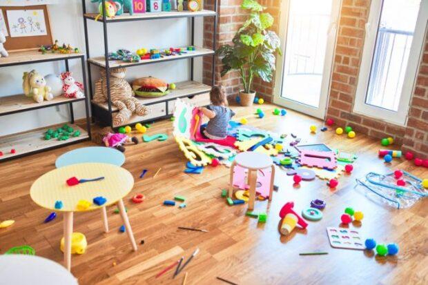 Çocuk odası nasıl toplanır?