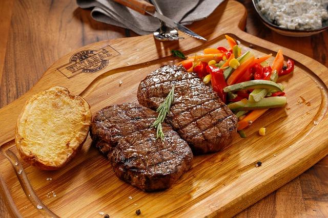 Kırmızı et nasıl pişirilir?