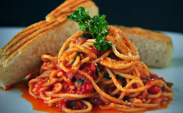 Spagetti sosları