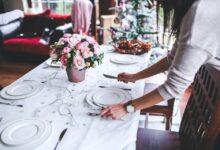 Basit masa düzeni